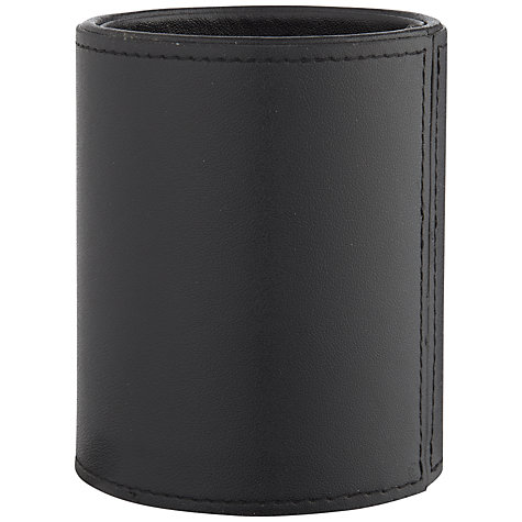 Buy Osco Pen Pot, Black Online at johnlewis.com