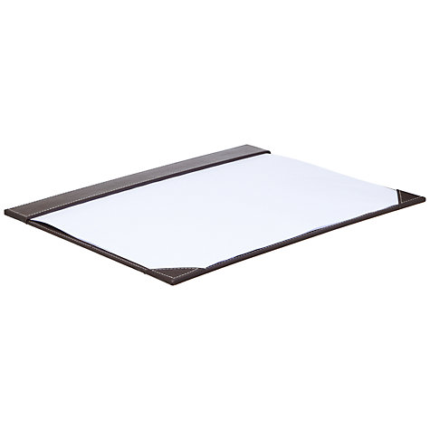 Buy Osco A3 Desk Blotter, Brown Online at johnlewis.com