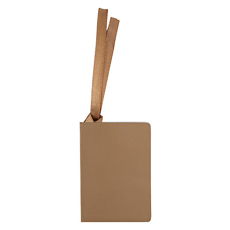 Buy John Lewis Gloss Gift Tag Online at johnlewis.com
