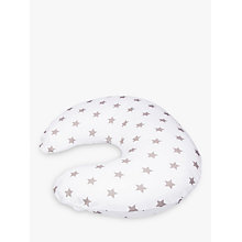 Buy Widgey Donut Nursing Pillow, Silver Star Online at johnlewis.com