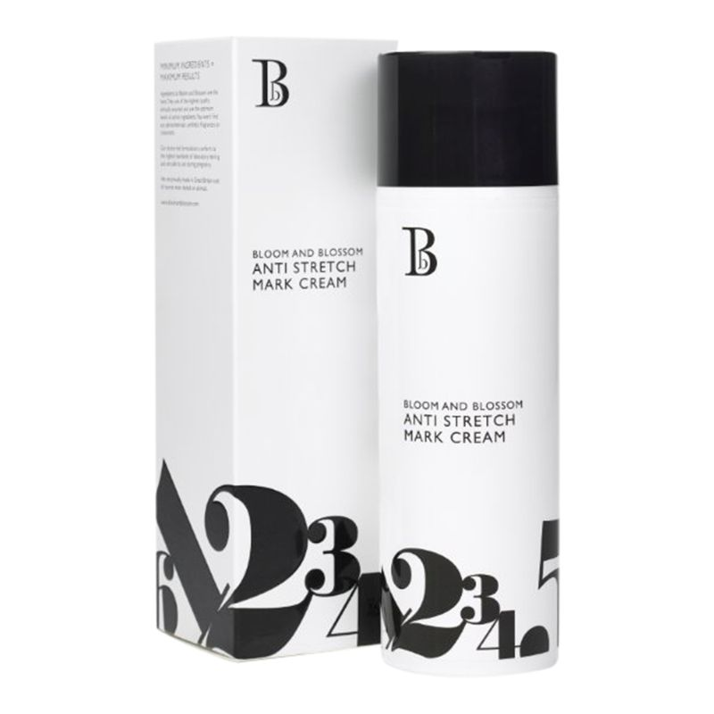 Bloom and Blossom Bloom and Blossom Anti Stretch Mark Cream, 150ml