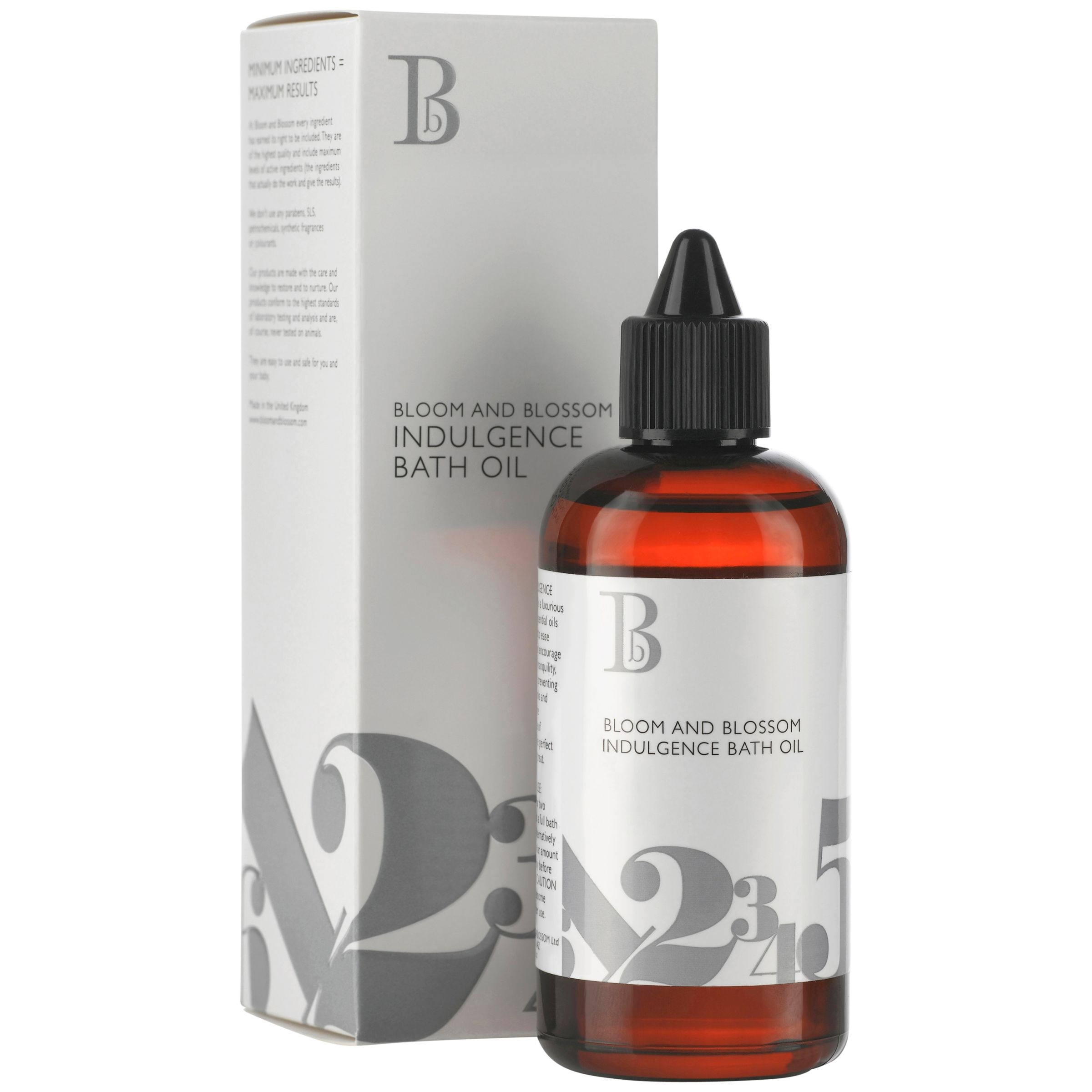 Bloom and Blossom Bloom and Blossom Indulgence Bath Oil, 100ml