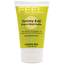Buy Mama Mio Tummy Rub Butter Online at johnlewis.com
