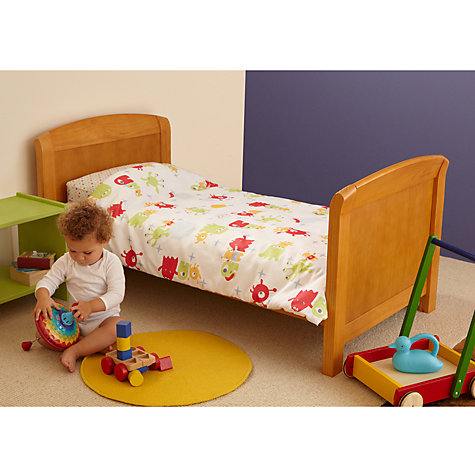Buy Grobag Alfred & The Aliens Gro to Bed Cotbed Set Online at johnlewis.com