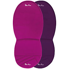 Buy Silver Cross Surf Reversible Seat Liner, Raspberry/Purple Online at johnlewis.com