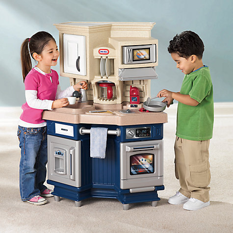 Buy Little Tikes Super Chef Kitchen Online at johnlewis.com