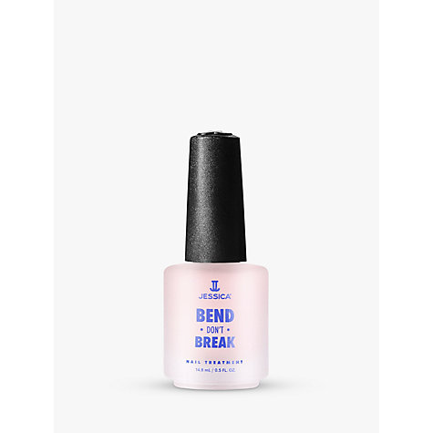 Buy Jessica Bend Don't Break Nail Strengthener, 14.8ml Online at johnlewis.com