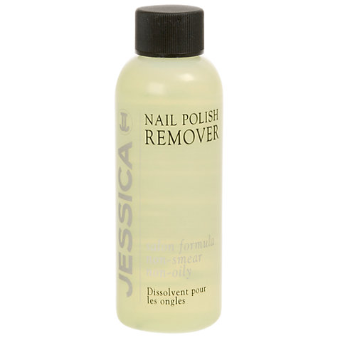 Buy Jessica Nail Varnish Remover, 118ml Online at johnlewis.com