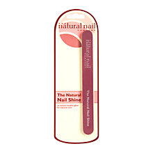 Buy Jessica Natural Nail Shine Nail File, Single Online at johnlewis.com