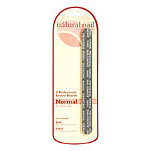 Buy Jessica Normal Emery Boards, Pack of 2 Online at johnlewis.com