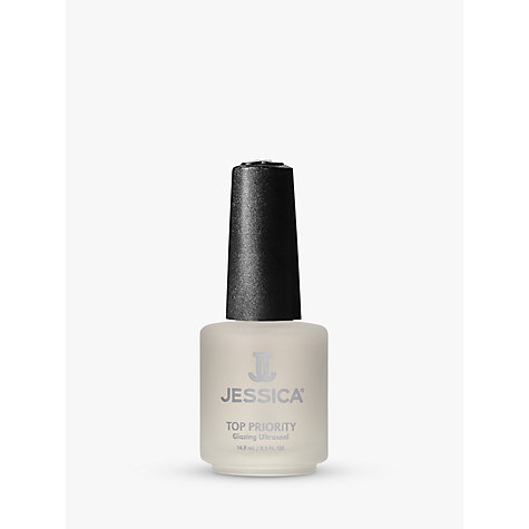 Buy Jessica Top Priority Glazing Ultraseal, 14.8ml Online at johnlewis.com