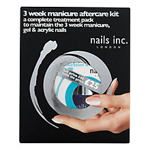 Buy Nails Inc. 3 Week Manicure Aftercare Kit Online at johnlewis.com