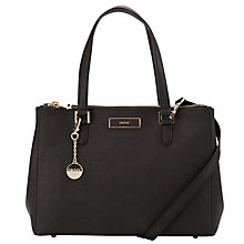 Buy DKNY Saffiano Work Shopper Handbag Online at johnlewis.com