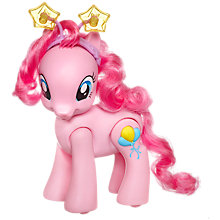 Buy My Little Pony Walkin' Talkin' Pinkie Pie Online at johnlewis.com