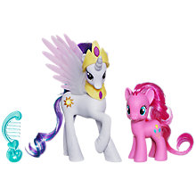 Buy My Little Pony Crystal Empire Princess Figures, Pack of 2, Assorted Online at johnlewis.com