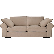 Buy John Lewis Jones Scroll Arm Large Sofa Online at johnlewis.com