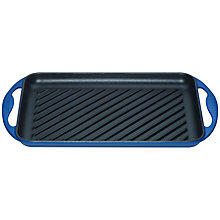 Buy Le Creuset Rectangle Grill, 32.5cm Online at johnlewis.com