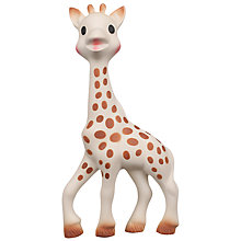 Buy Sophie la Girafe Teether Online at johnlewis.com