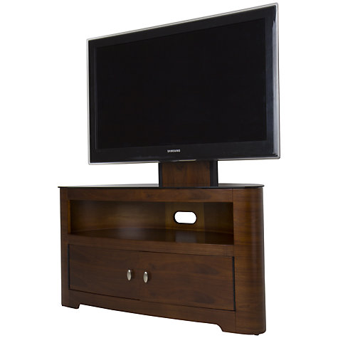 Buy AVF Blenheim 1000 TV Stand with Mount for TVs up to 55-inches, Walnut Online at johnlewis.com