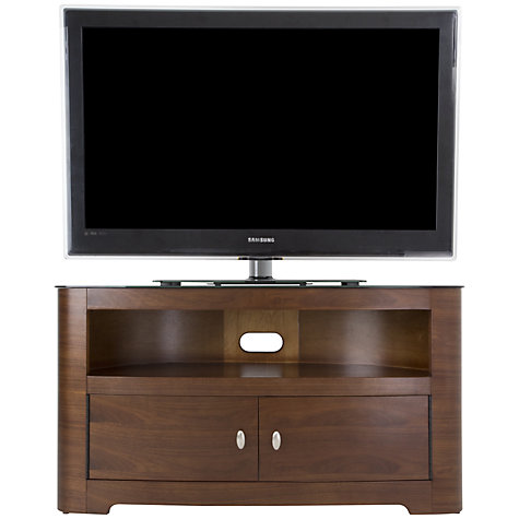 Buy AVF Blenheim 1100 TV Stand for TVs up to 55-inches, Walnut Online at johnlewis.com