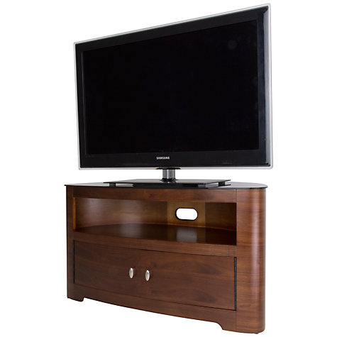 "Buy AVF Blenheim 1100 TV Stand for TVs up to 55"", Walnut Online at johnlewis.com"