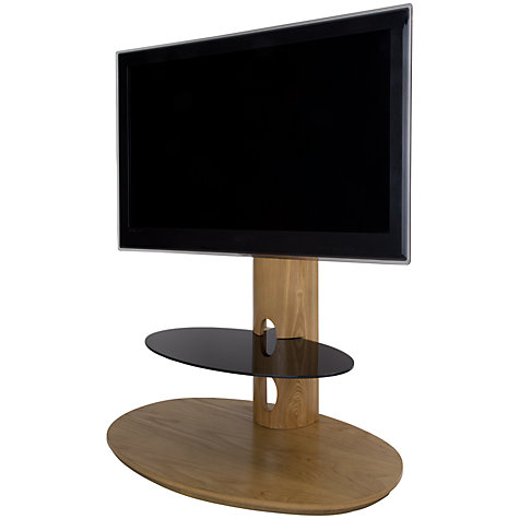 Buy AVF Chepstow 930 TV Stand for up to 50-inch TVs, Oak Online at johnlewis.com