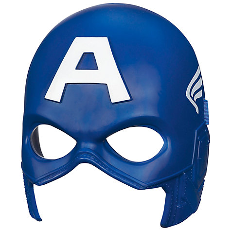 Buy Marvel Avengers Mask, Assorted Online at johnlewis.com