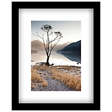 Buy James Bell - Buttermere Silence Framed Print, 54 x 44cm Online at johnlewis.com