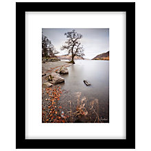 Buy James Bell - Ullswater Tree Framed Print, 54 x 44cm Online at johnlewis.com