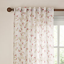 Buy John Lewis Daphne Voile Panel, W135 x Drop 230cm Online at johnlewis.com