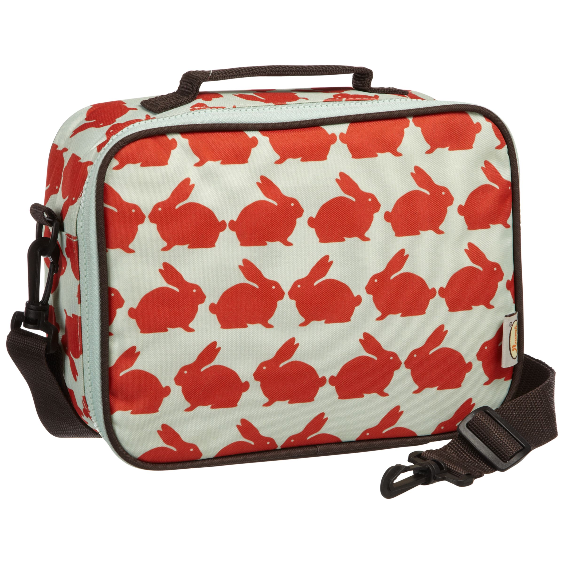 Anorak Kissing Rabbits Lunchbox