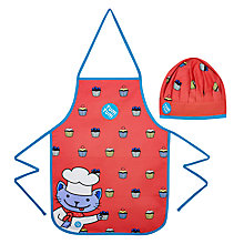 Buy TUMTUM Apron, Hat and Cake Tin Set Online at johnlewis.com