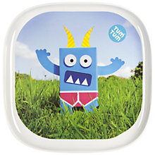 Buy TUMTUM Monster Plate Online at johnlewis.com