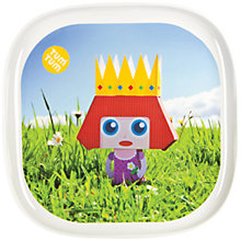 Buy TUMTUM Princess Plate Online at johnlewis.com
