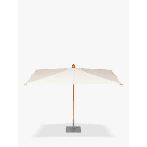 Buy Barlow Tyrie Napoli Telescopic Rectangular Parasol, 350cm Online at johnlewis.com