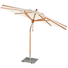 Buy Barlow Tyrie Napoli Telescopic Tilting Round Parasol, Dia.2.8m Online at johnlewis.com
