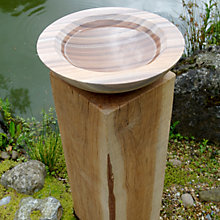 Buy Foras Acorn Birdbath Online at johnlewis.com