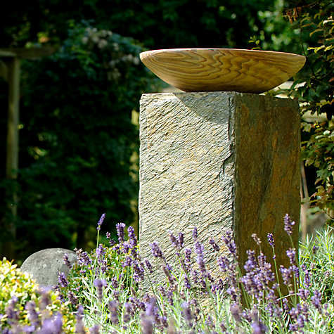 Buy Foras Horton Birdbath Online at johnlewis.com