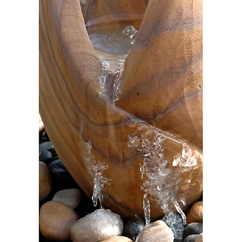 Buy Foras Tulip 60 Water Feature Kit Online at johnlewis.com