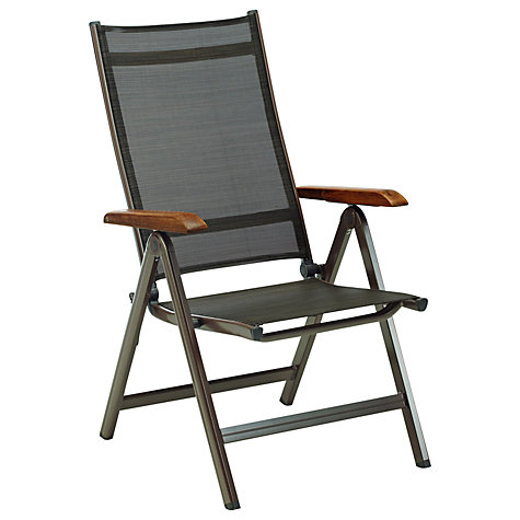 Buy Kettler Grenada Multi-Position Outdoor Dining Chair Online at johnlewis.com