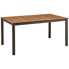 Buy Kettler Grenada 6 Seater Rectangulae Outdoor Dining Table Online at johnlewis.com