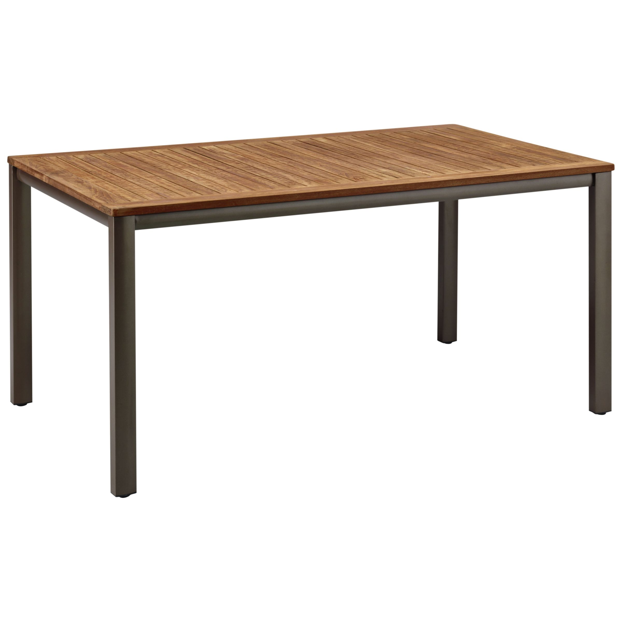 Kettler Grenada 6 Seater Rectangular Outdoor Dining Table