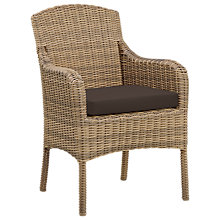 Buy Kettler Mojanda Comfort Outdoor Armchair, Nature Online at johnlewis.com