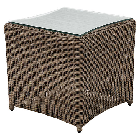 Buy KETTLER Weave Side Table Online at johnlewis.com