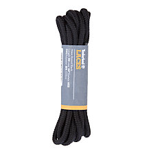 "Buy Timberland 44"" Hiker Laces, Black Online at johnlewis.com"