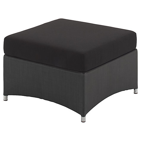 Buy Gloster Casa Outdoor Ottoman Online at johnlewis.com