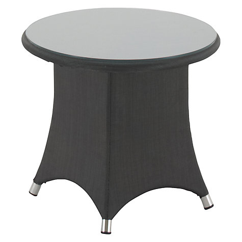 Buy Gloster Casa Outdoor Side Table Online at johnlewis.com