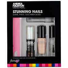 Buy Andrea Fulerton Nail Boutique Stunning Nails Set Online at johnlewis.com