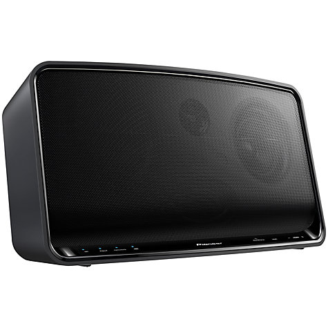 Buy Pioneer A3 Portable Wireless Speaker with Apple AirPlay & HTC Connect, Black Online at johnlewis.com