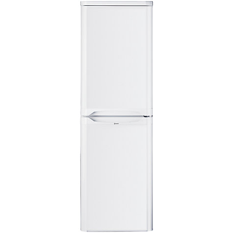 Buy Indesit CAA55 Fridge Freezer, White Online at johnlewis.com